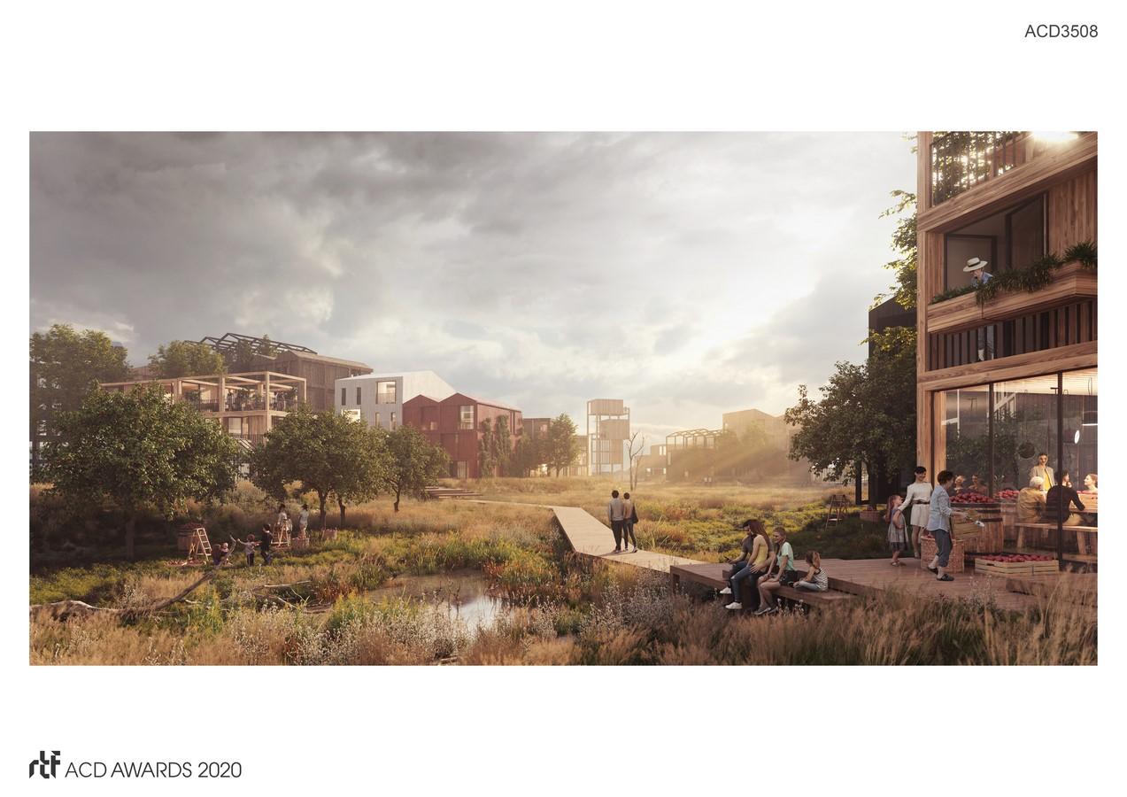 Vejlands Quarter By Henning Larsen - Sheet4