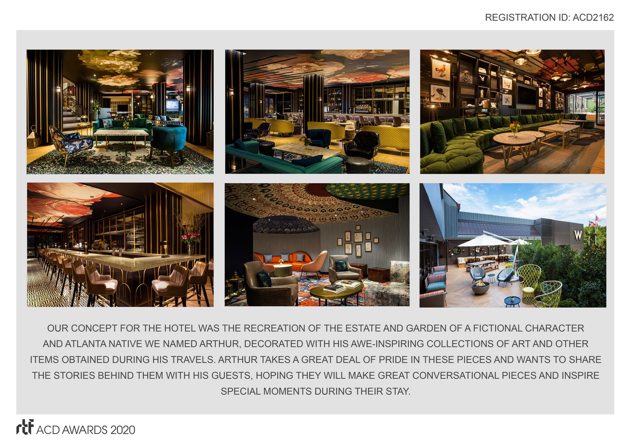 W Atlanta Midtown By Virserius Studio - Sheet2