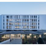 Yiwu Foreign Languages School By LYCS Architecture - Sheet1