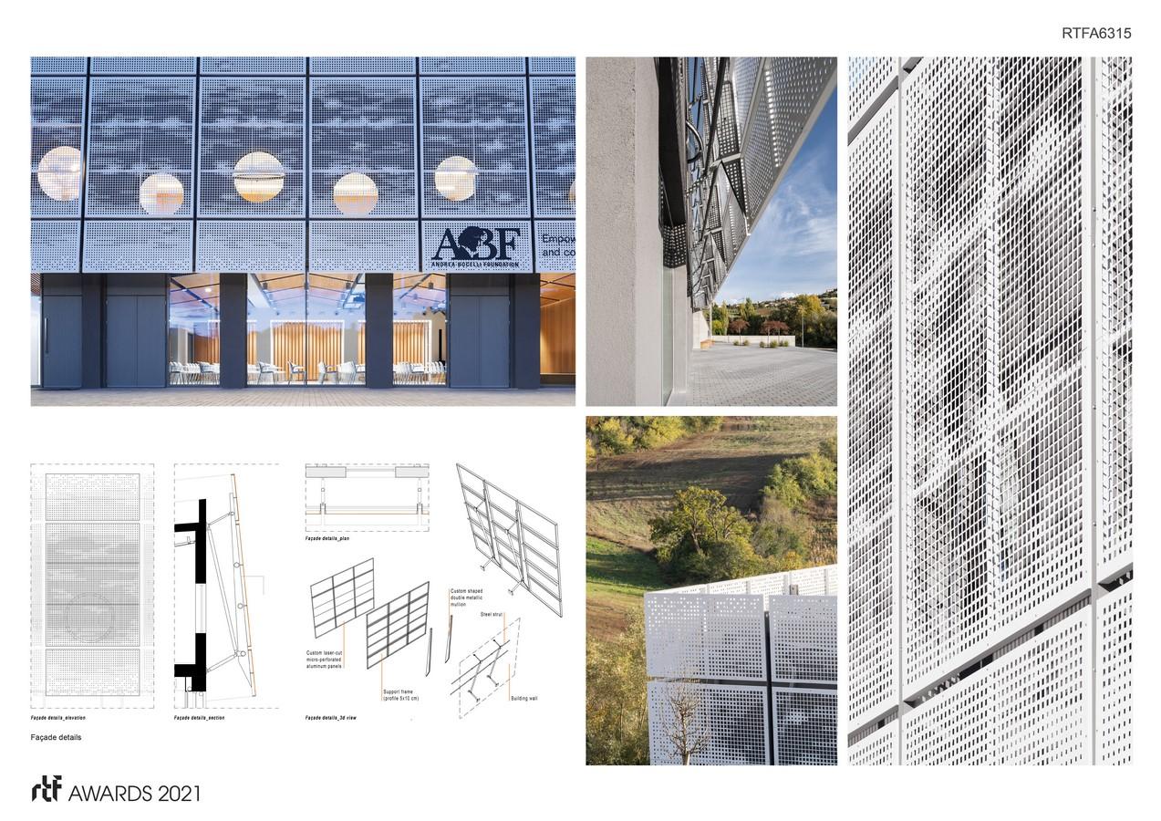 Academy of Camerino Franco Corelli - Andrea Bocelli Foundation By Alvisi Kirimoto with Harcome - Sheet4