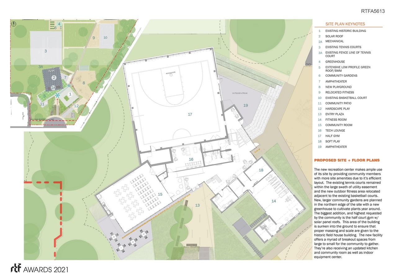 Arboretum Recreation Center By ISTUDIO Architects Sheet3