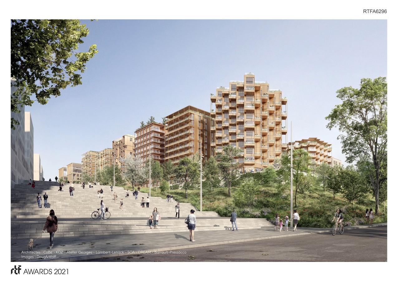 Athletes' Village E by CoBe Architecture et Paysage - Sheet6