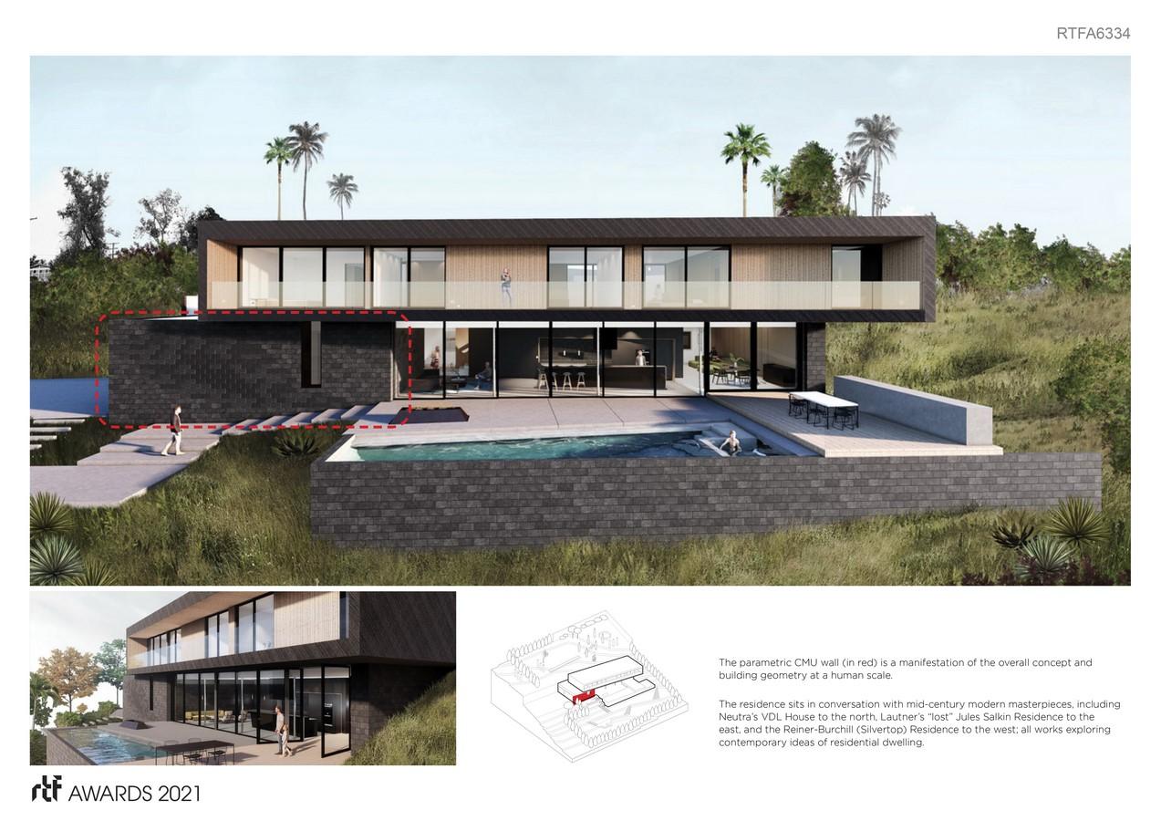 Baxter Parametric CMU Wall By Ehrlich Yanai Rhee Chaney Architects - Sheet3