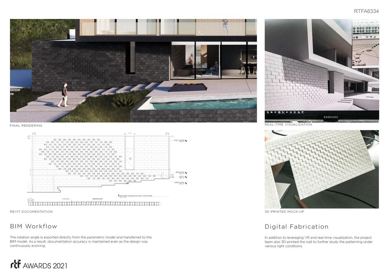Baxter Parametric CMU Wall By Ehrlich Yanai Rhee Chaney Architects - Sheet5