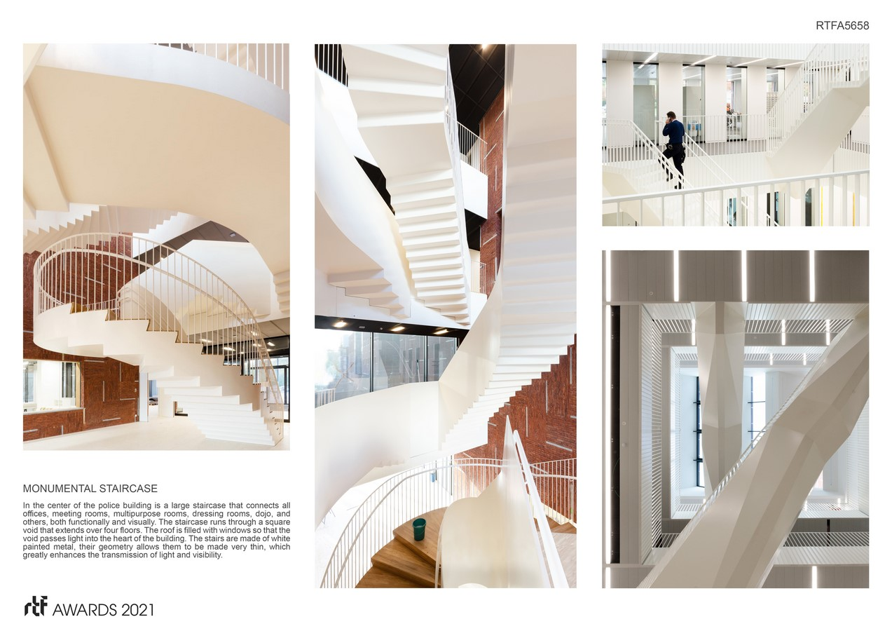 Beveren police station and civic center By ORG - Organization for Permanent Modernity - Sheet4
