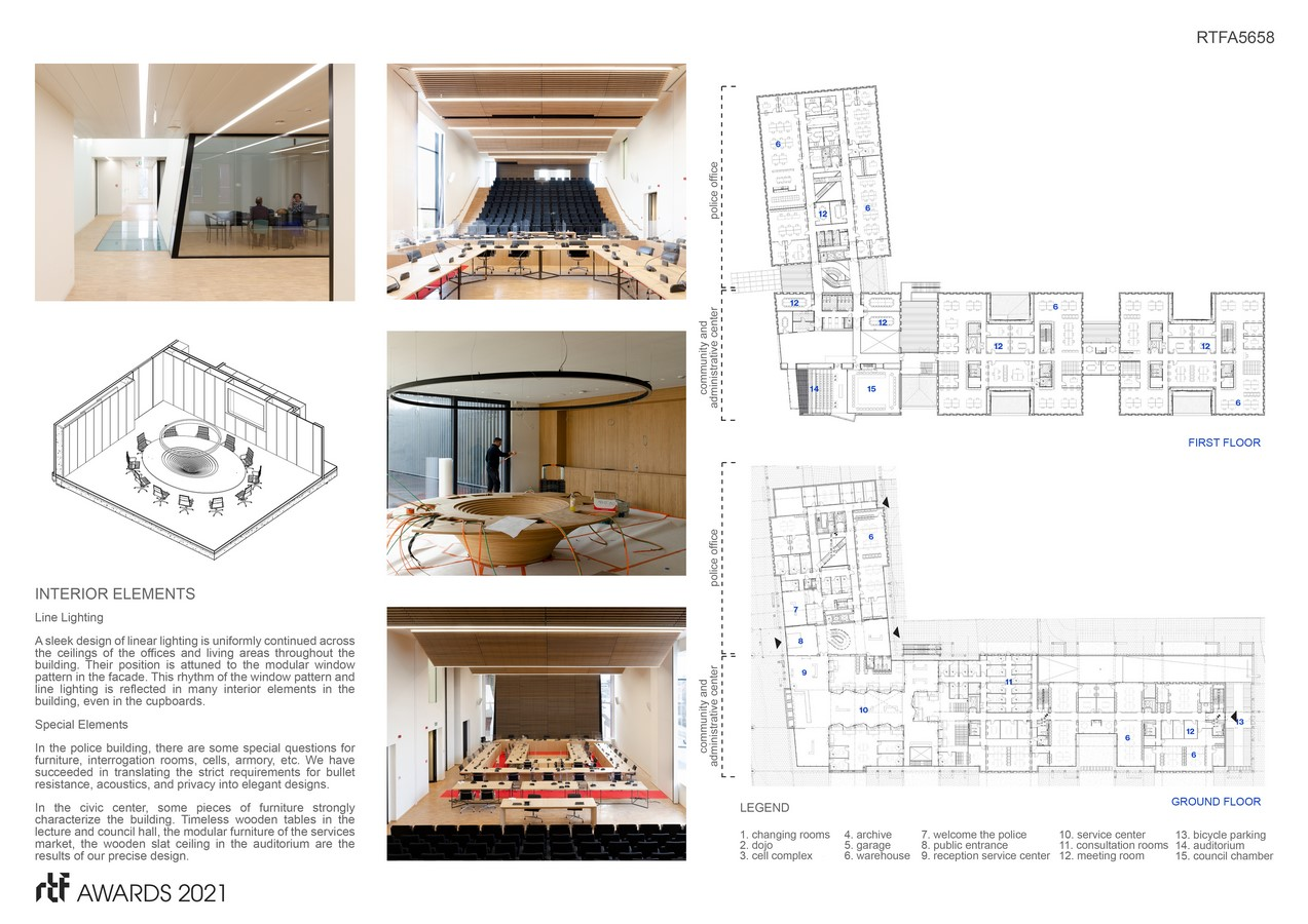 Beveren police station and civic center By ORG - Organization for Permanent Modernity - Sheet5
