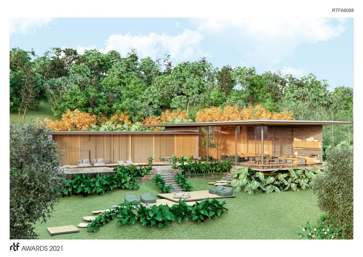 Cerejeira's Residence By Vivian Coser Arquitetos Associados - Sheet1
