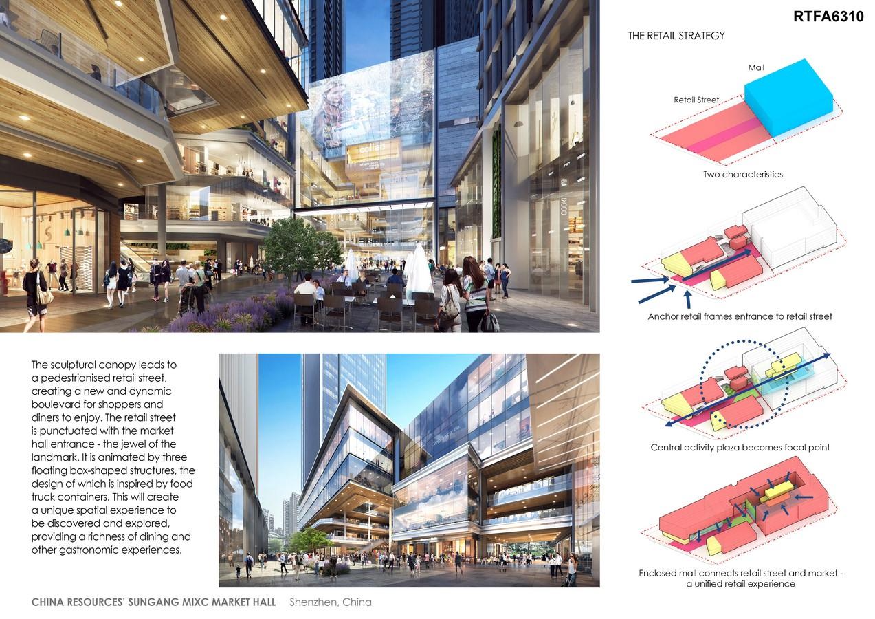 China Resources' Sungang MixC Market Hall By 10 Design - Sheet4