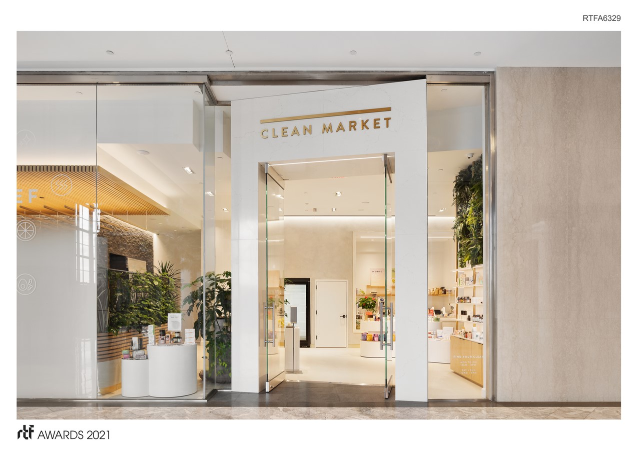 Clean Market Brookfield Place By HEITLER HOUSTOUN ARCHITECTS - Sheet2