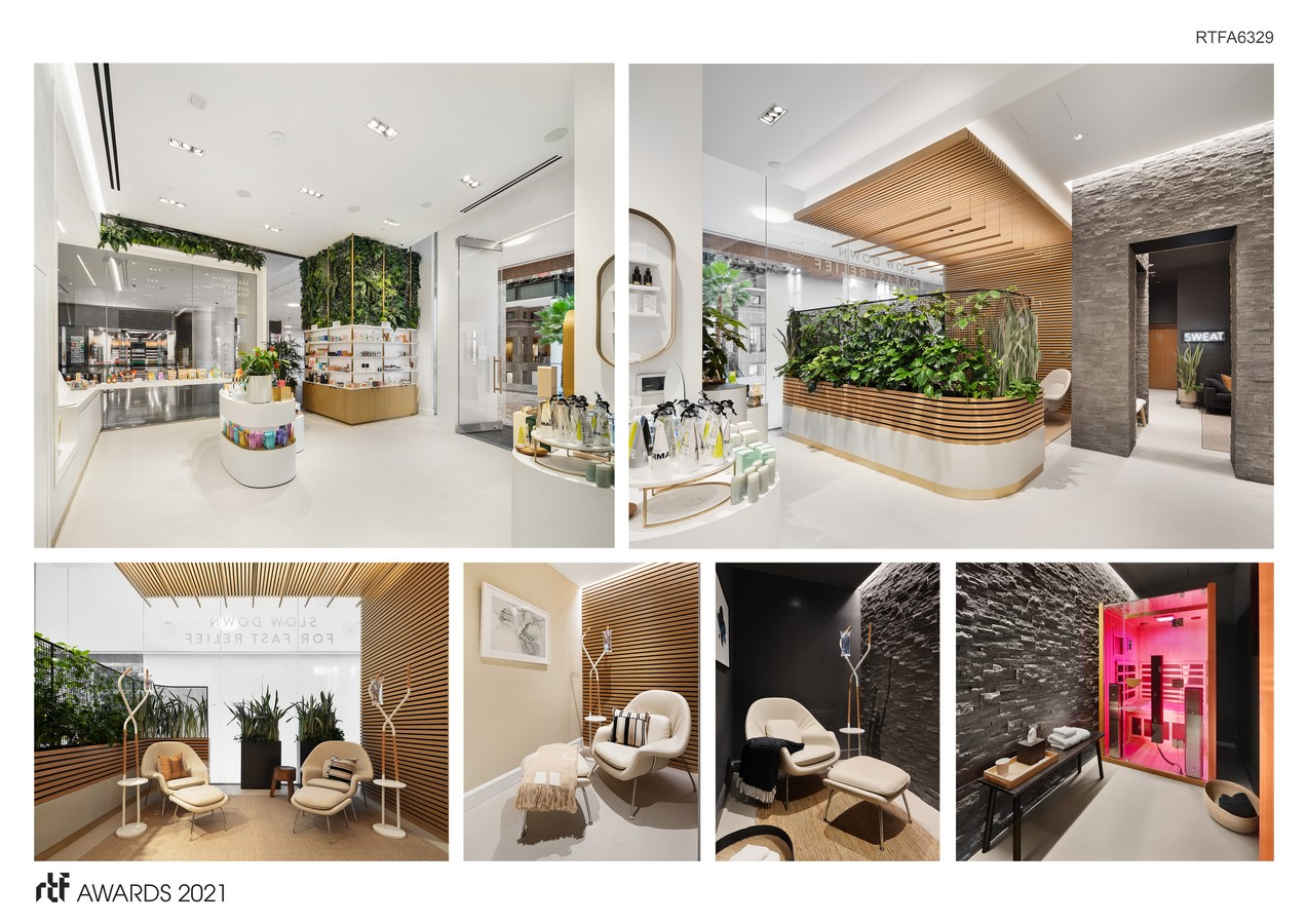 Clean Market Brookfield Place By HEITLER HOUSTOUN ARCHITECTS - Sheet4