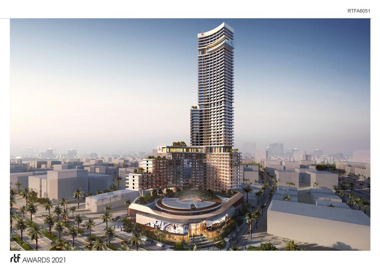Double Tree | Hilton - Jeddah By JT+Partners - Sheet1