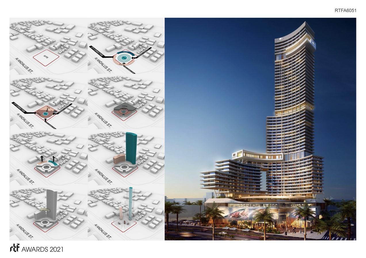 Double Tree | Hilton - Jeddah By JT+Partners - Sheet3