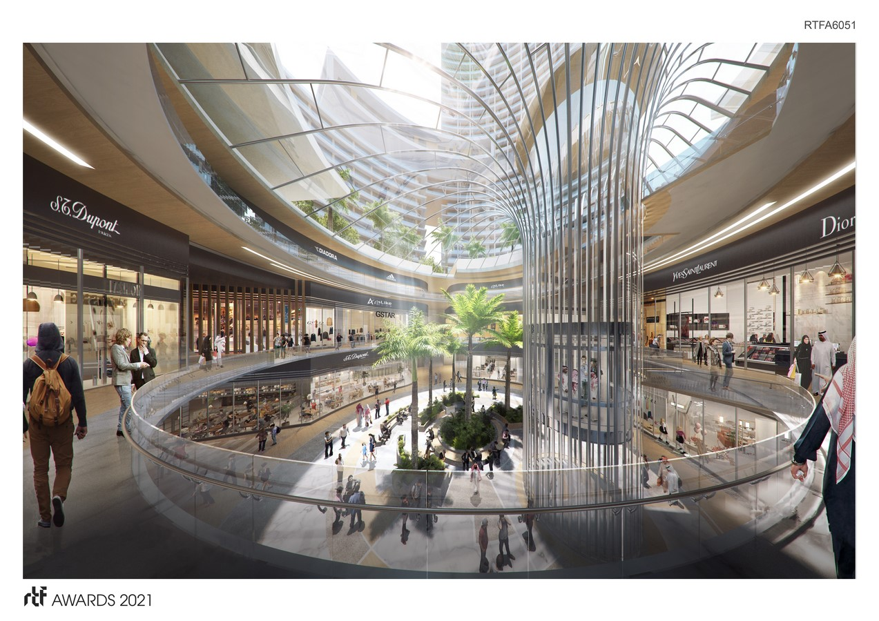 Double Tree | Hilton - Jeddah By JT+Partners - Sheet5