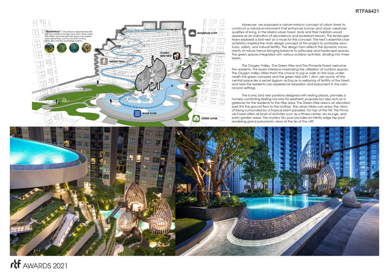 ELIO DEL NEST – The natural air-filtration residences By Redland-scape.Ltd - Sheet5