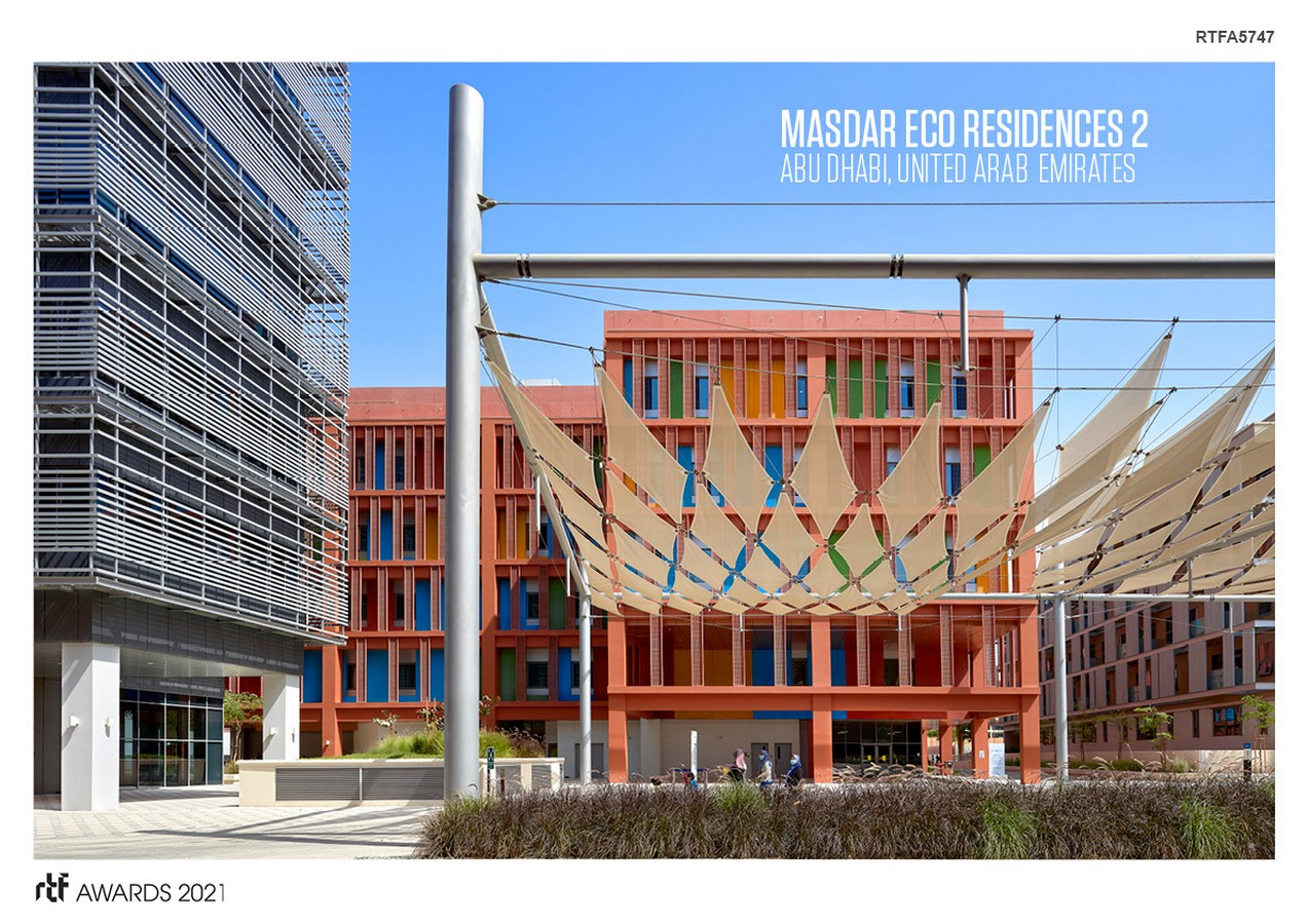 Eco-Residences 2 By CBT (Role: Master Planner and Architect) - Sheet1