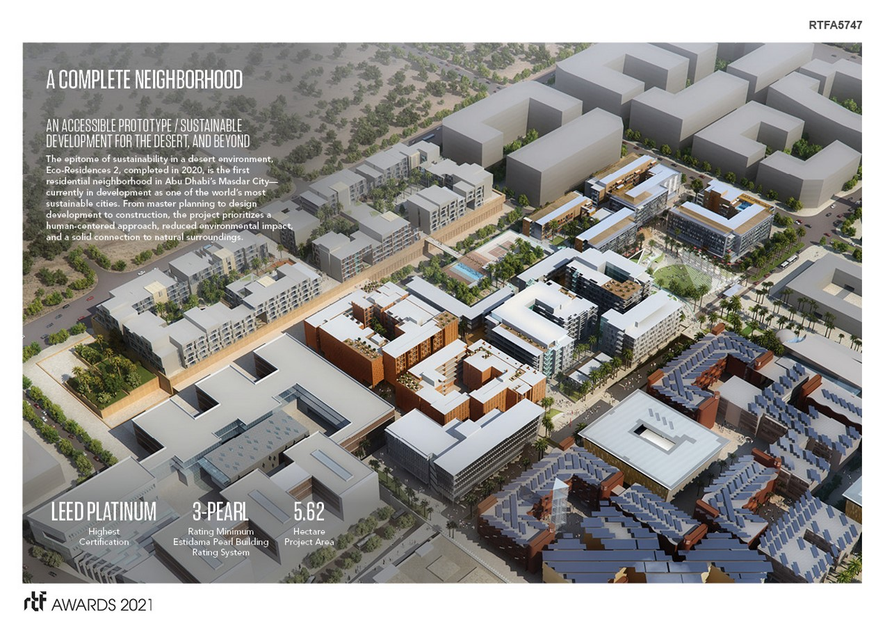 Eco-Residences 2 By CBT (Role: Master Planner and Architect) - Sheet2
