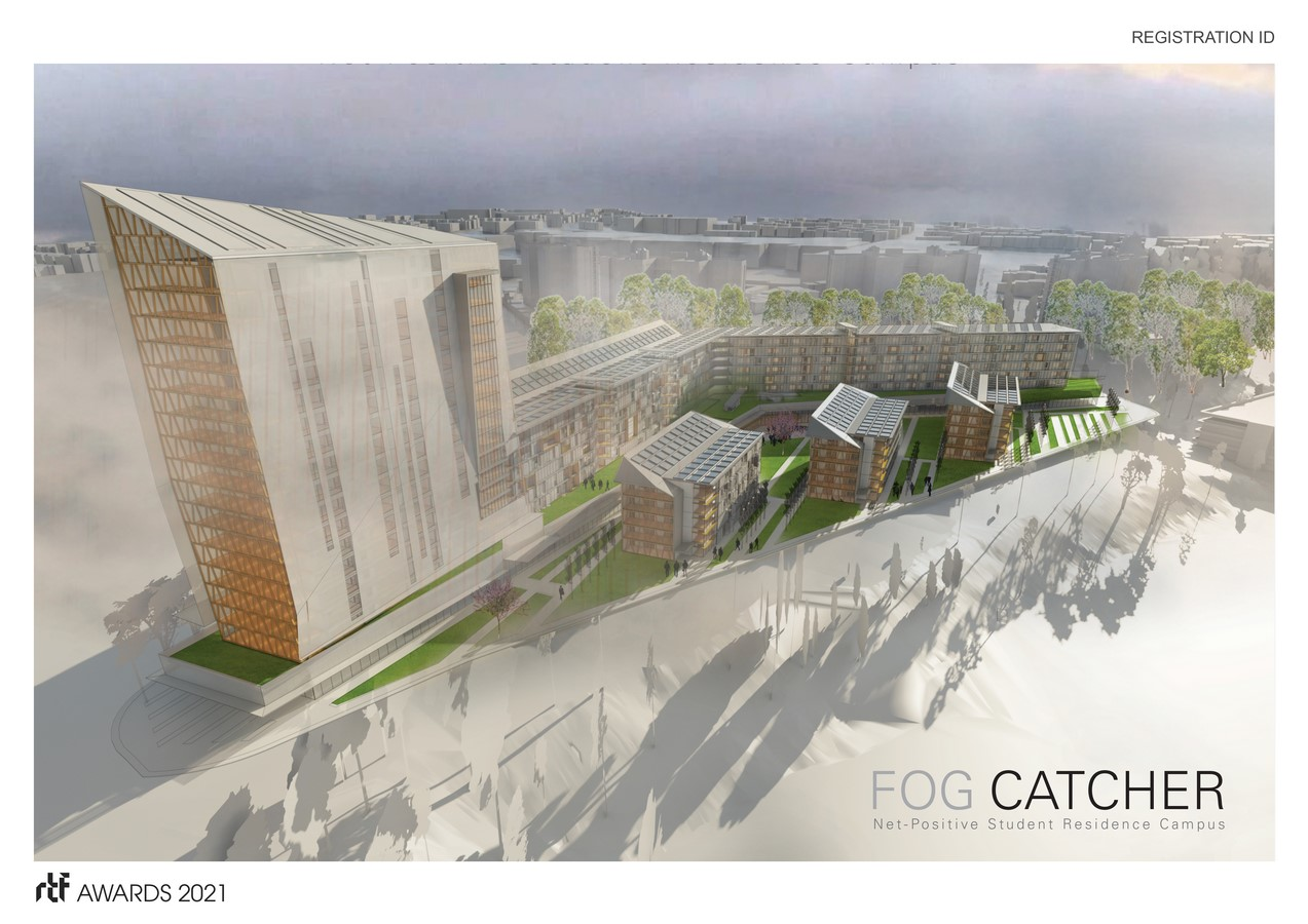 Fog Catcher By Little Diversified Architectural Consulting, Inc. - Sheet1