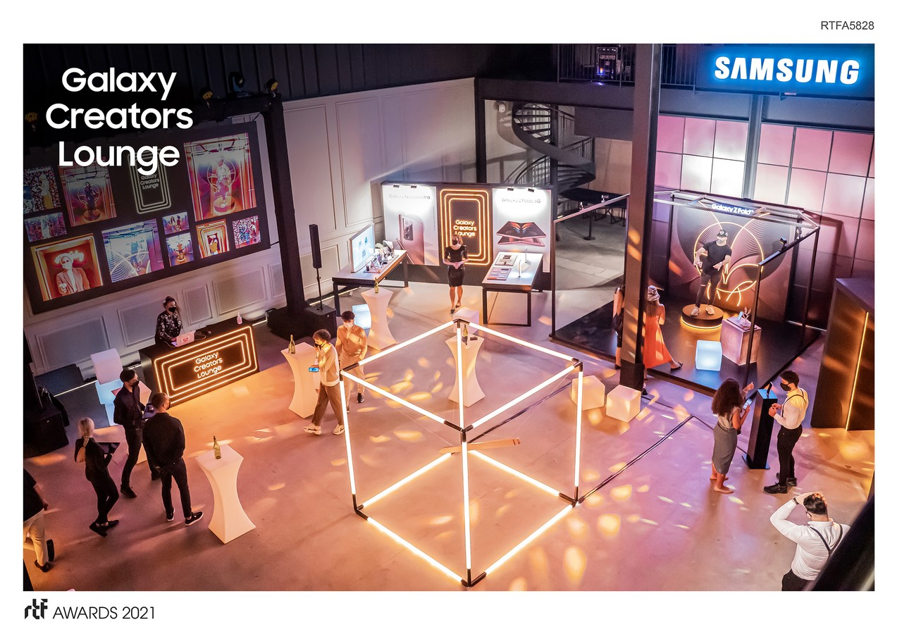 Galaxy Creators Lounge by Cheil MEA - Sheet1
