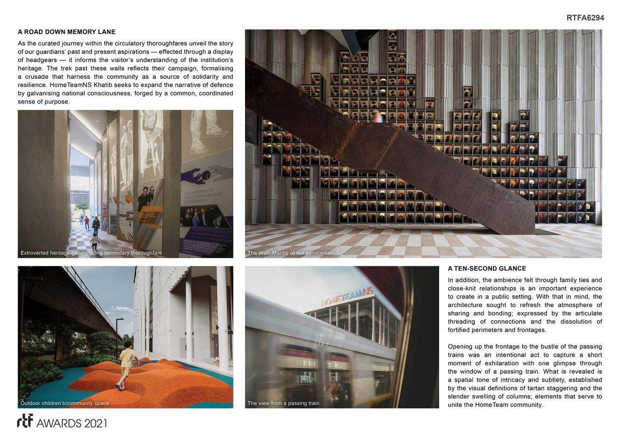 HomeTeamNS Khatib Clubhouse By DP Architects Pte Ltd - Sheet4