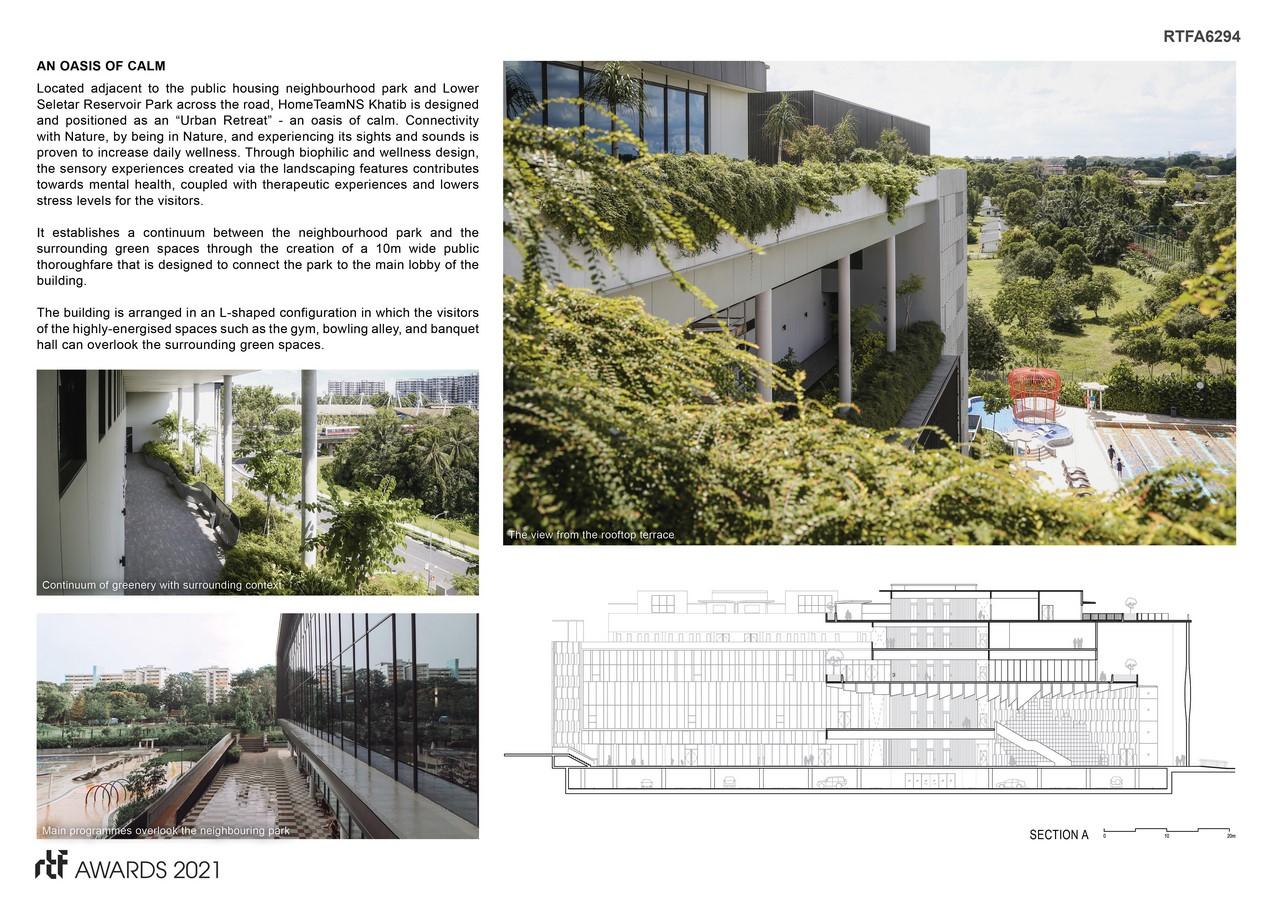 HomeTeamNS Khatib Clubhouse By DP Architects Pte Ltd - Sheet5