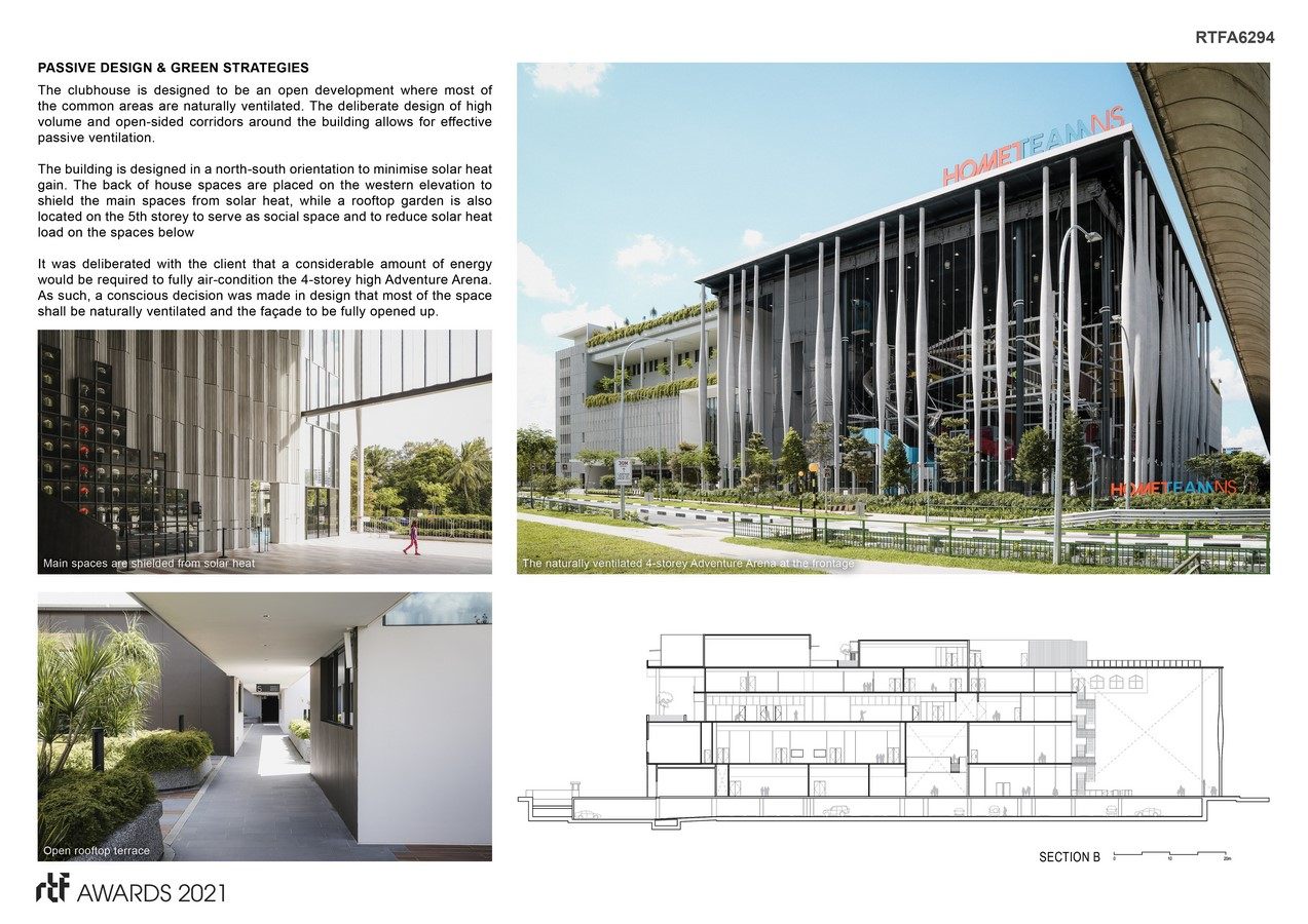 HomeTeamNS Khatib Clubhouse By DP Architects Pte Ltd - Sheet6
