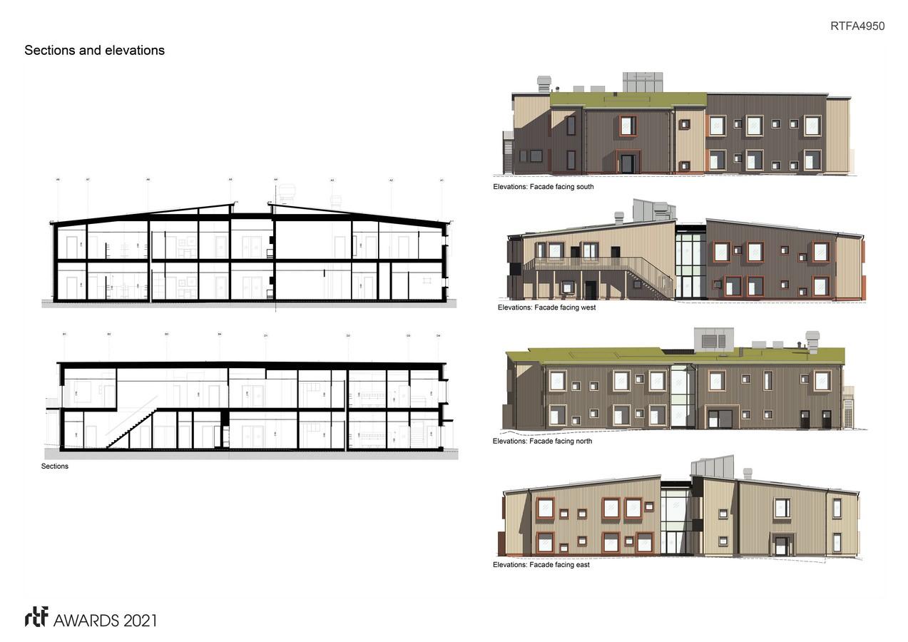Hoppet Preschool By LINK Arkitektur - Sheet4