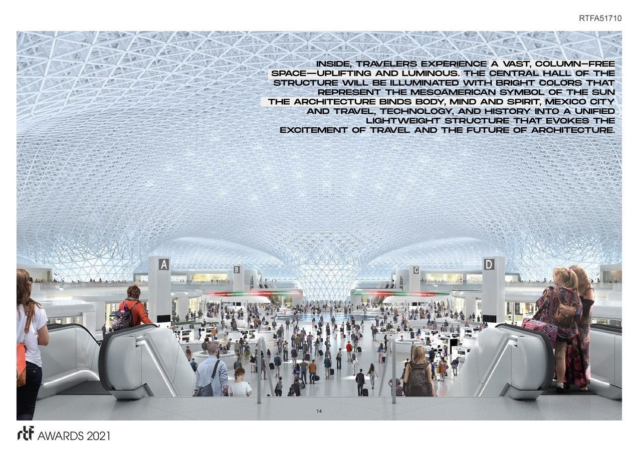 International Airport for Mexico By - Sheet2