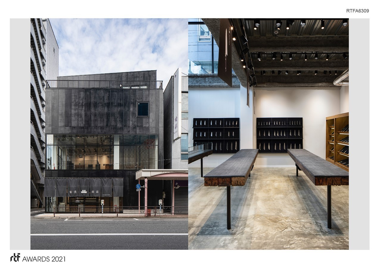 KAMA-ASA By KAMITOPEN Architecture-Design Office Co., Ltd. - Sheet2