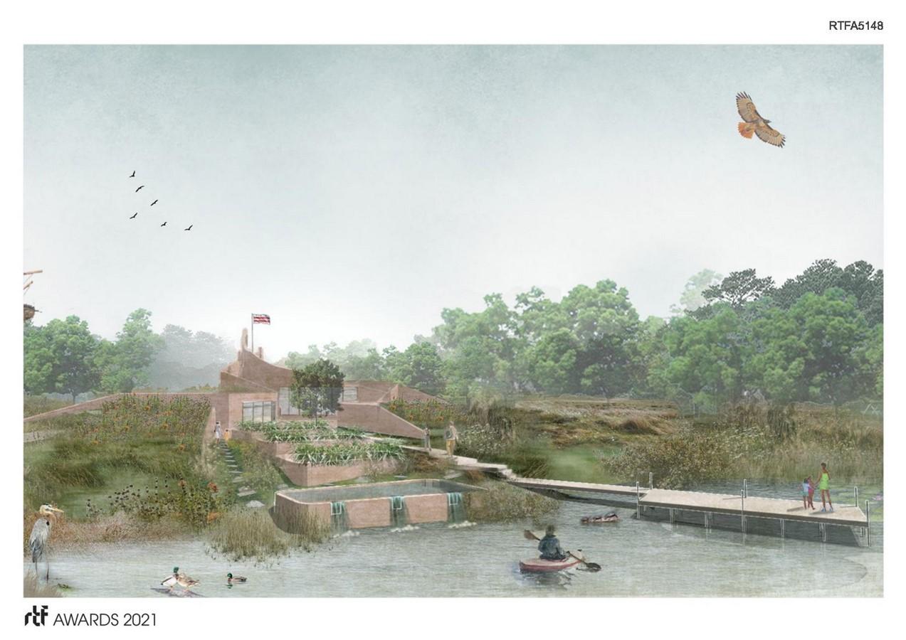 Kingman Island By ISTUDIO Architects - Sheet1