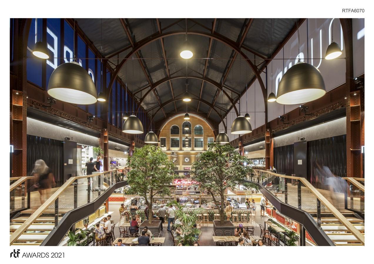 Nice Gare du Sud – Station Hall By Enia architectes - Sheet1