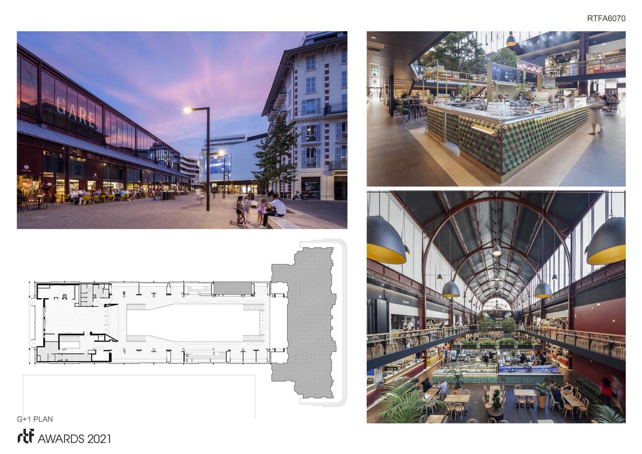 Nice Gare du Sud – Station Hall By Enia architectes - Sheet6