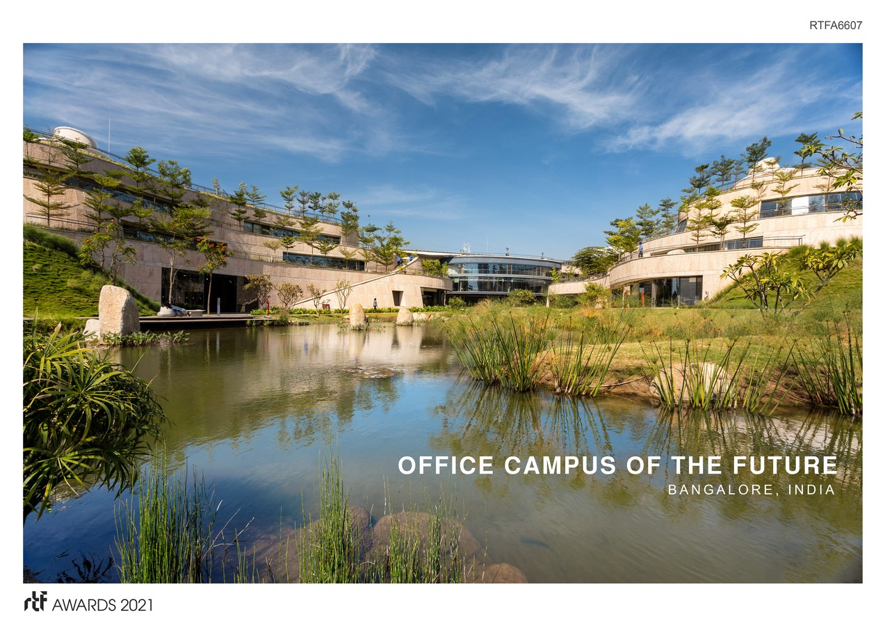 Office Campus of the future By ONE Landscape Design Limited - Sheet1