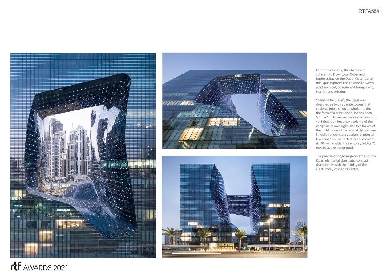 Opus By Zaha Hadid Architects - Sheet2