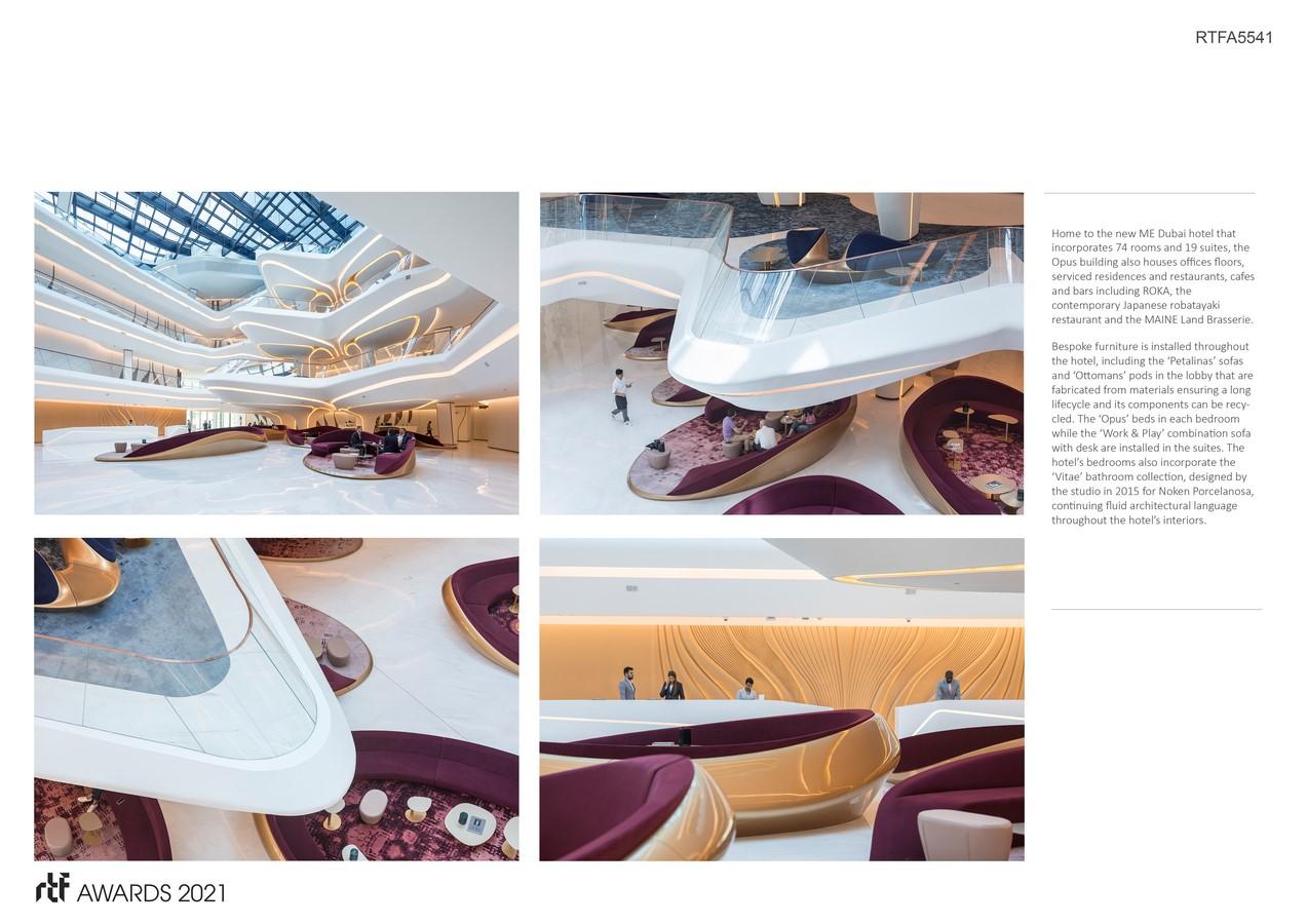 Opus By Zaha Hadid Architects - Sheet5