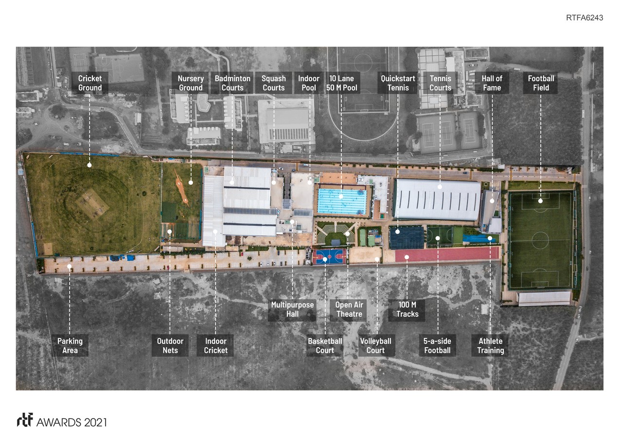 Padukone – Dravid Centre for Sports Excellence By Urban Frame Pvt Ltd - Sheet4