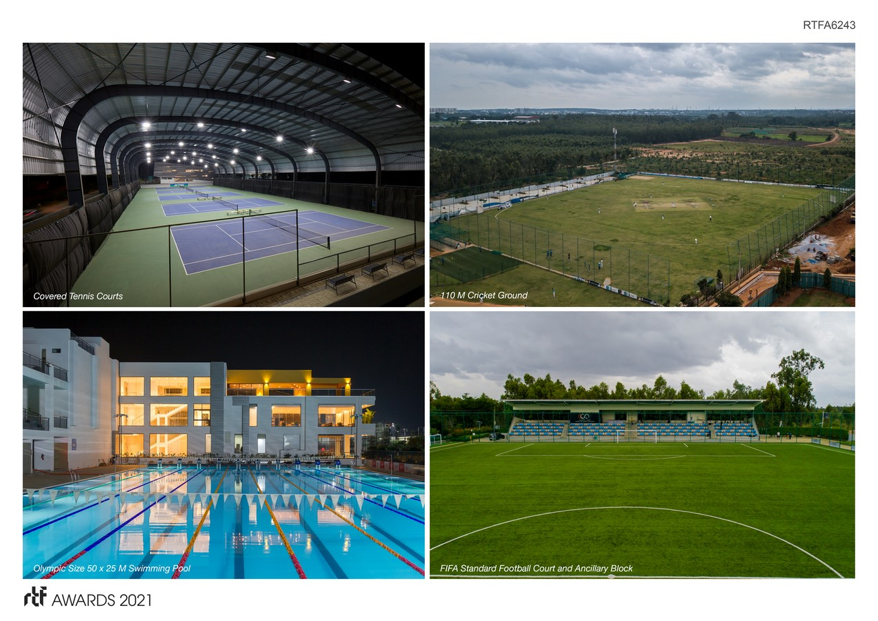 Padukone – Dravid Centre for Sports Excellence By Urban Frame Pvt Ltd - Sheet5