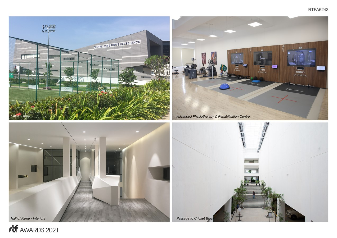 Padukone – Dravid Centre for Sports Excellence By Urban Frame Pvt Ltd - Sheet2