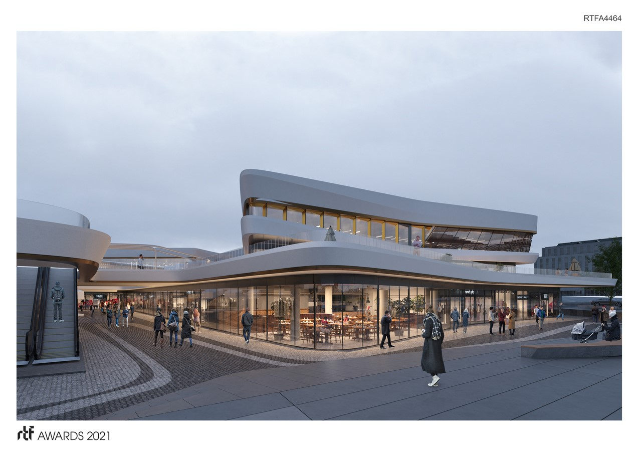 Palm Hills Mixed Use By MOD+Parteners - Sheet4