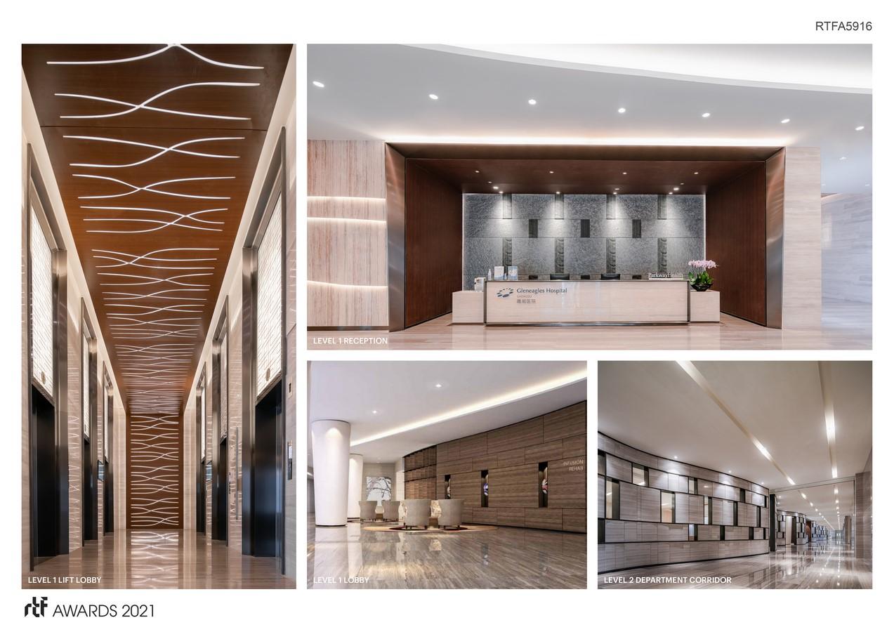 ParkwayHealth Gleneagles Chengdu Hospital By HKS Inc. (Singapore) - Sheet5