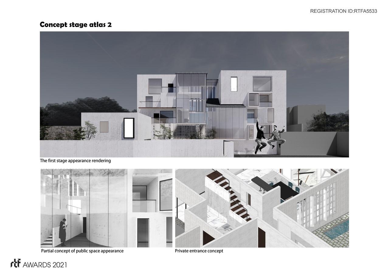 Private Residence/B&B Mixed residence /FuJian/China By SHANGHAI LEIAD STUDIO - Sheet4