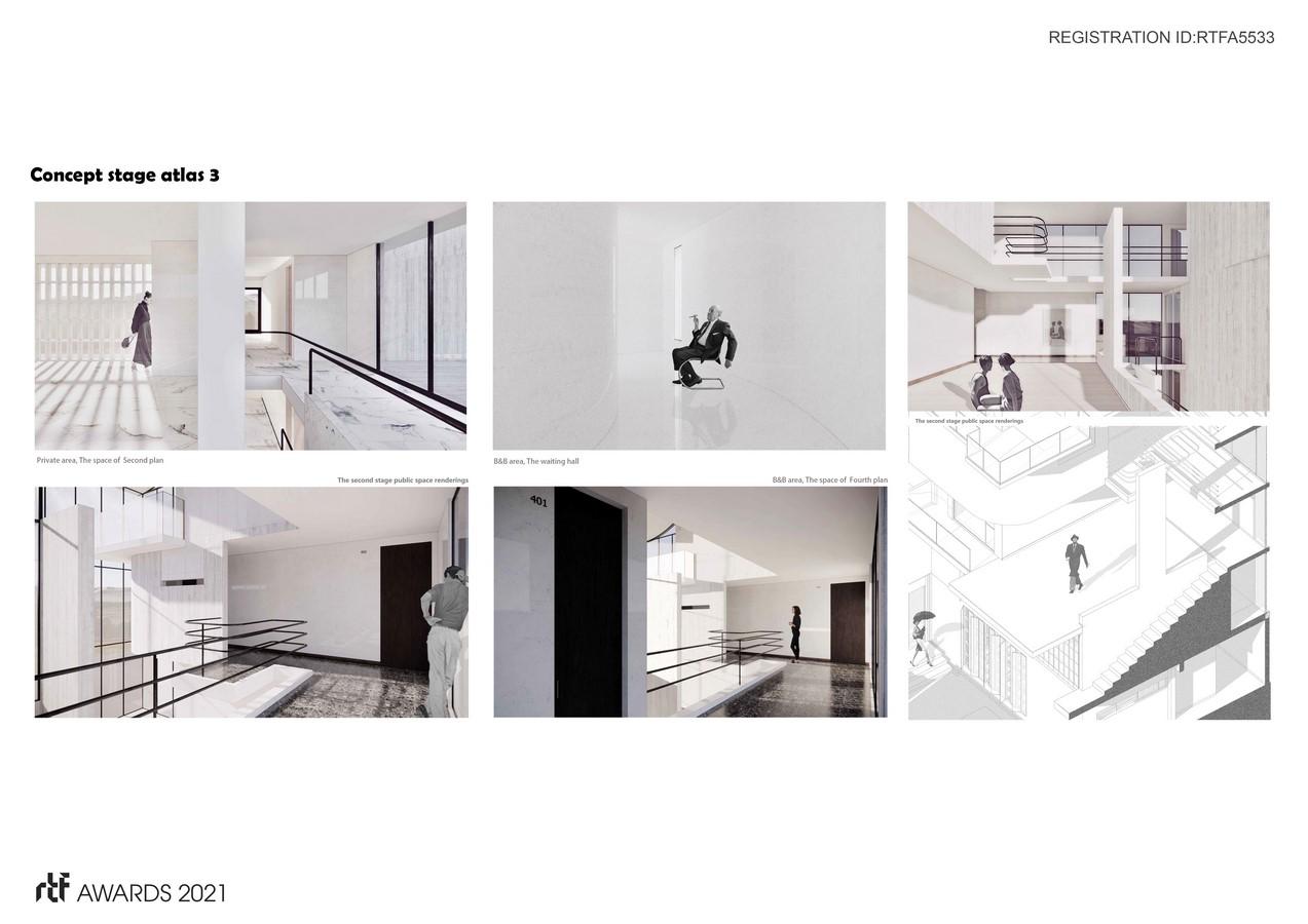 Private Residence/B&B Mixed residence /FuJian/China By SHANGHAI LEIAD STUDIO - Sheet5
