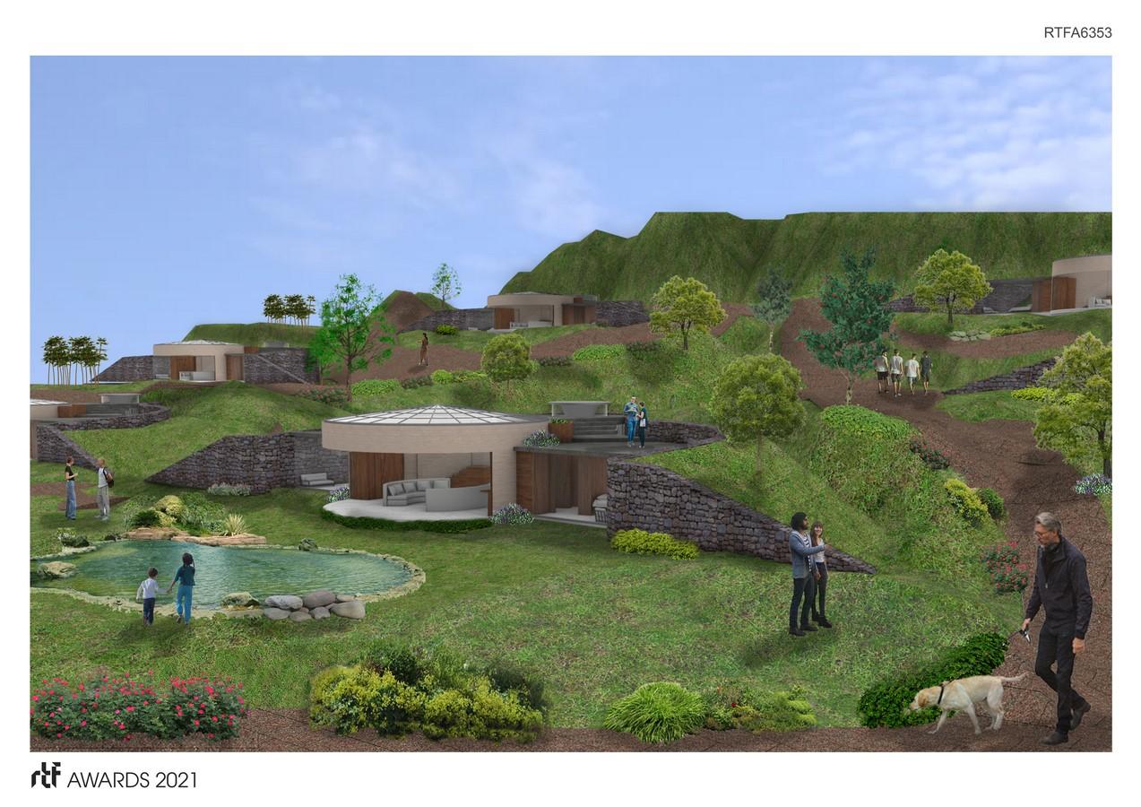 River Valley Houses + Villages By Ben Rosenblum Studio - Sheet1