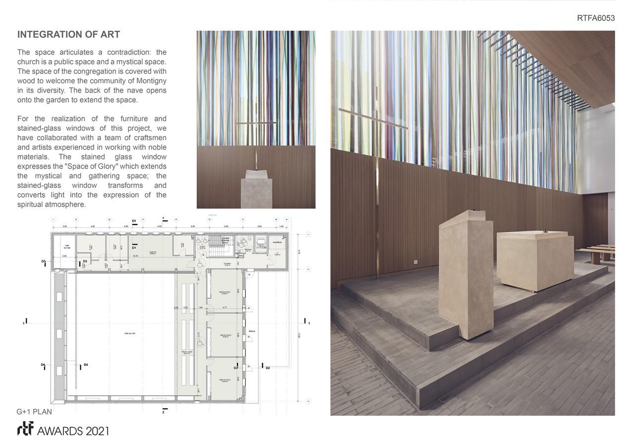 Saint Joseph church By Enia architectes - Sheet4