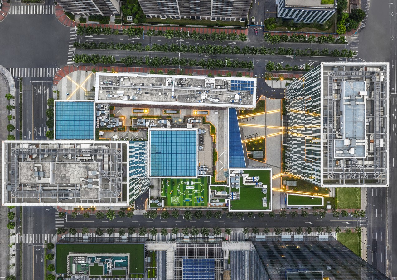 Shanghai World Trade Center By JERDE - Sheet2