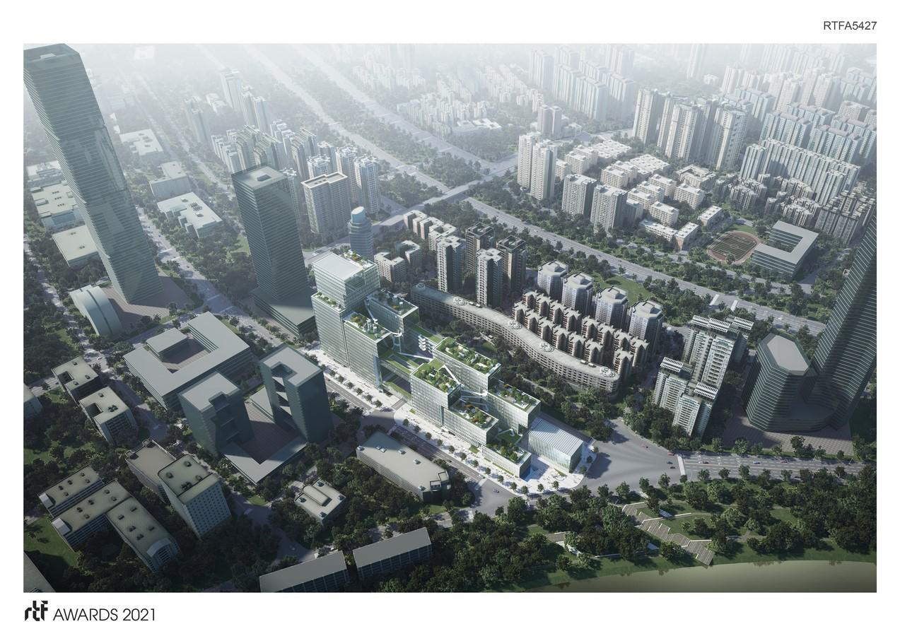Shenzhen-Hong Kong Open Innovation Center By schneider+schumacher International GmbH - Sheet1
