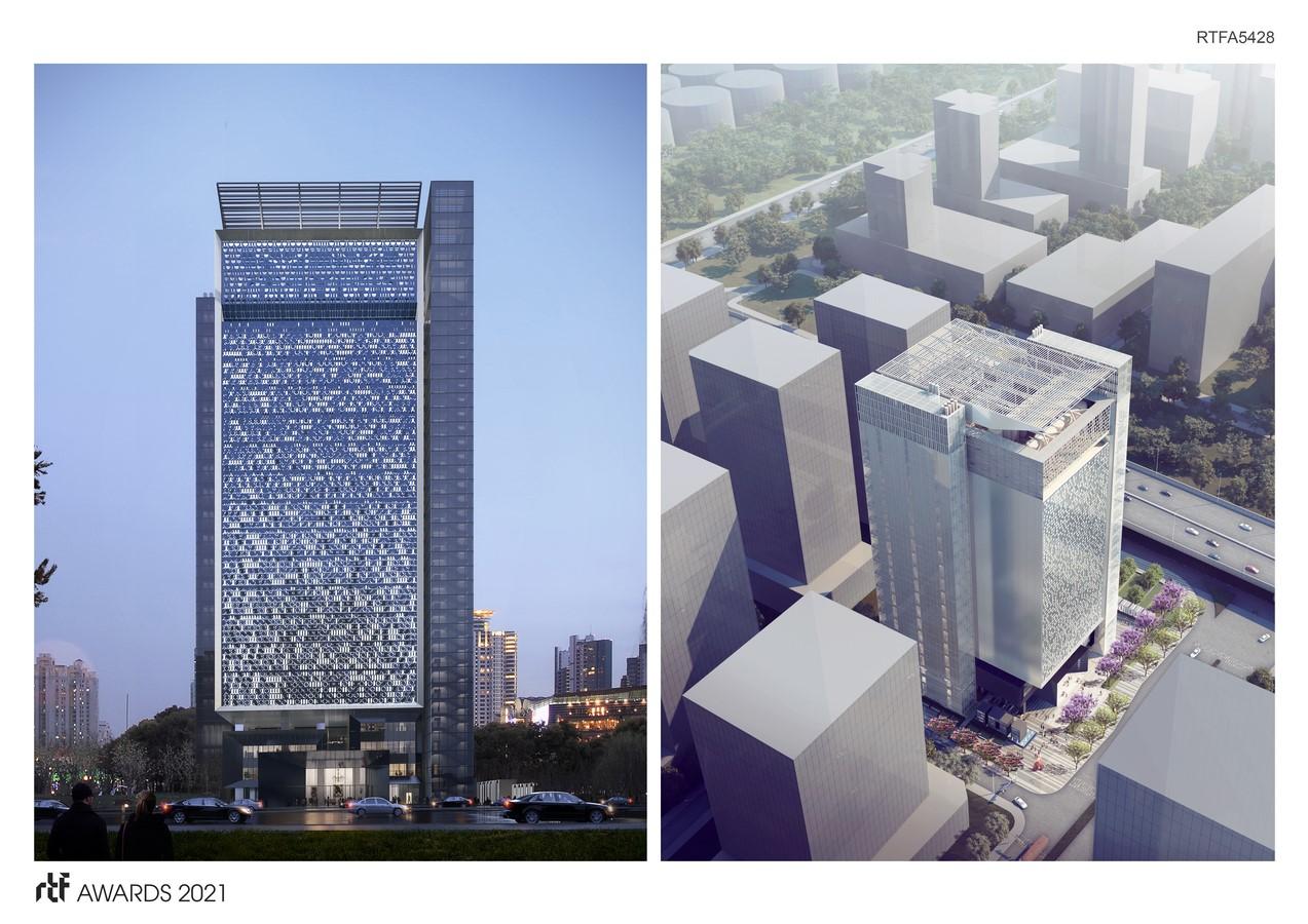 Shenzhen Qianhai Telecommunication Center By schneider+schumacher International GmbH - Sheet1