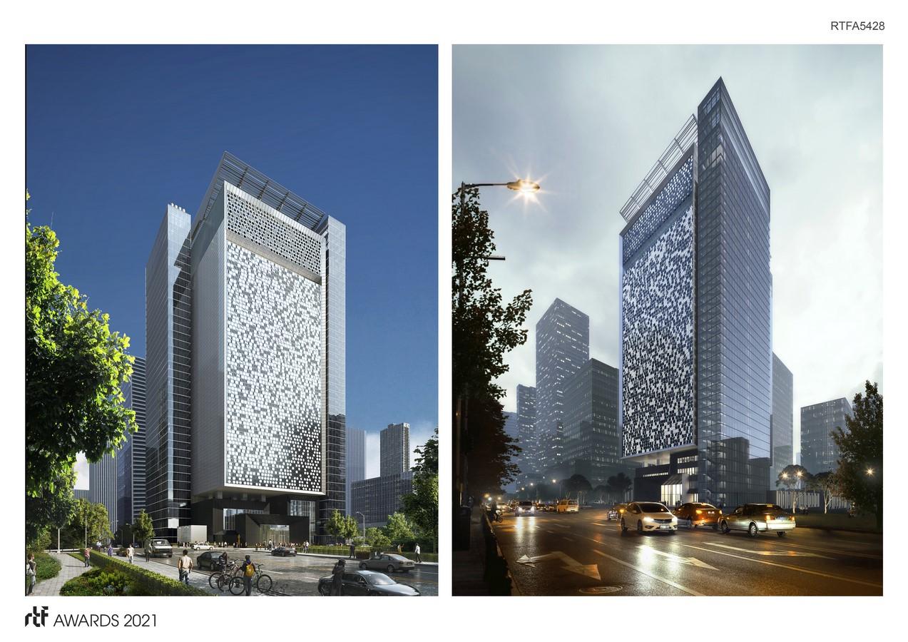 Shenzhen Qianhai Telecommunication Center By schneider+schumacher International GmbH - Sheet6