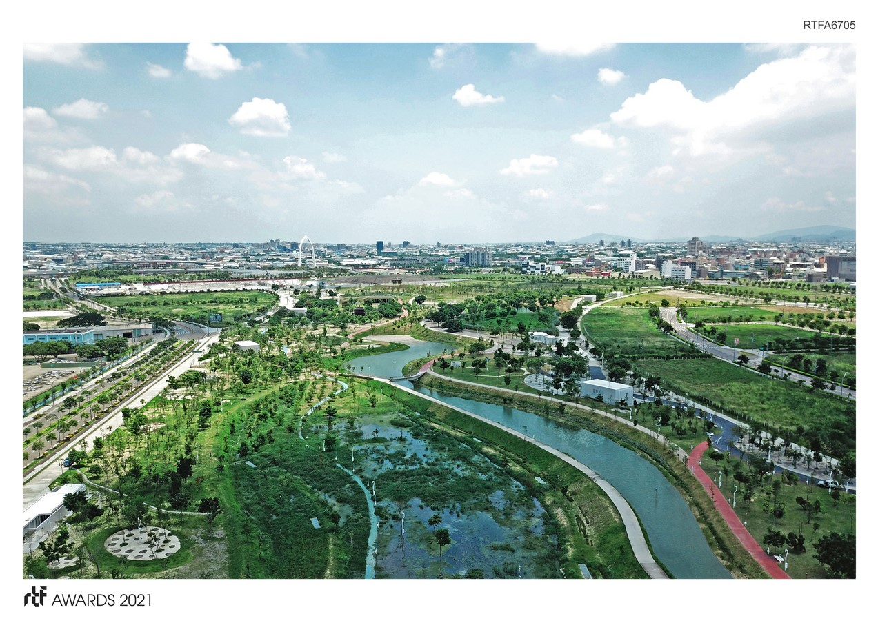 TAICHUNG CENTRAL PARK BY MOSBACH PAYSAGISTES - Sheet1