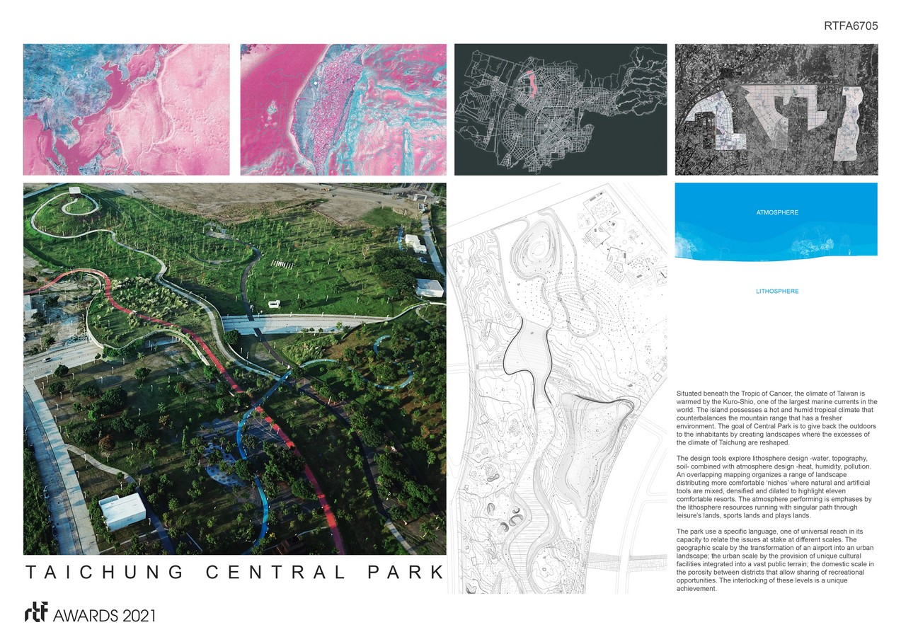 TAICHUNG CENTRAL PARK BY MOSBACH PAYSAGISTES - Sheet2