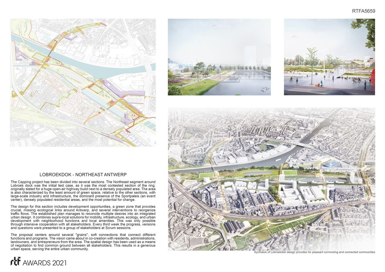 THE GREAT CONNECTION ANTWERP PROJECT By ORG - Organization for Permanent Modernity - Sheet3
